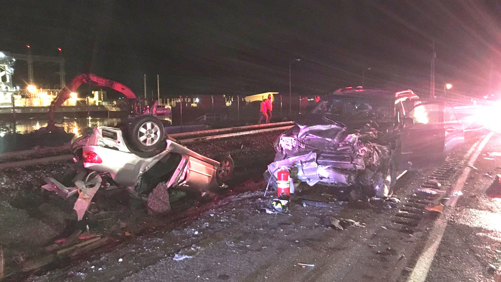 Young Utah woman killed in 3-vehicle crash near Wenatchee | KOMO
