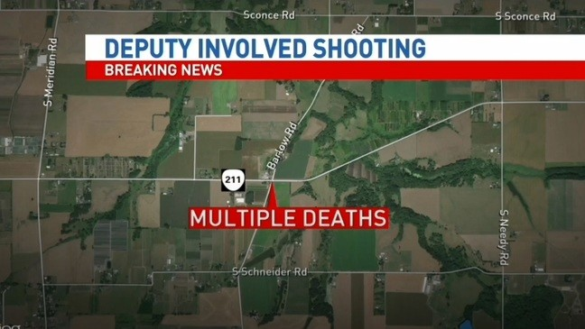 Sheriff: 4 killed, including infant, in Clackamas County