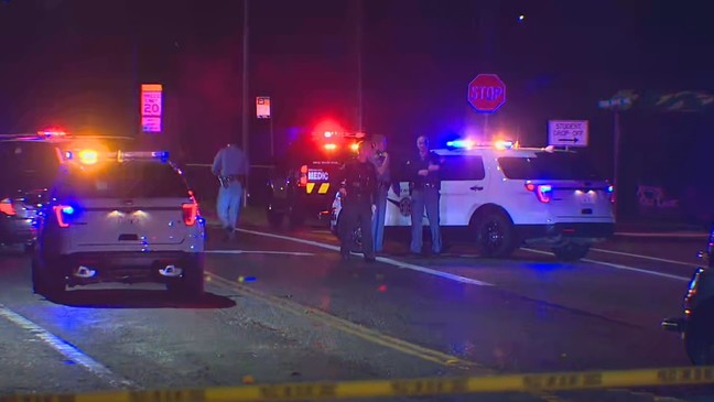 Two-county police chase ends with shots fired, suspect