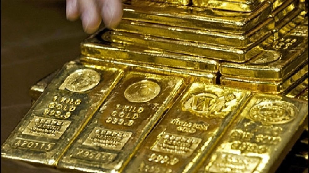 Image result for pile of gold bars