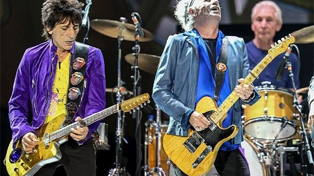From Stones to solo album: Keith Richards making moves | KOMO